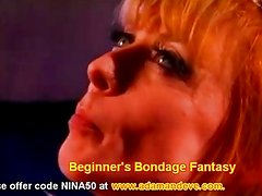 How to Have an Erotic Bondage Party with Nina