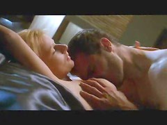 Celebrity sex scene with blonde