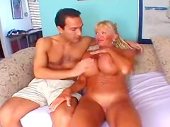 Anal with mega busty beauty