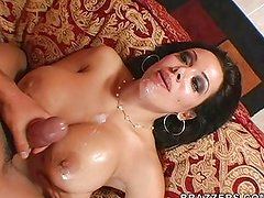 Sienna West is one big boobed mommy