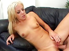 Squirting fun in the office