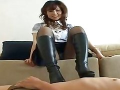 Yukina In Boots