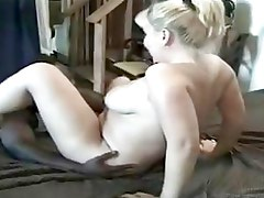 Pregnant Fucked & Licked By Blac...