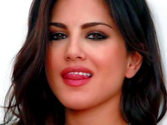 Sunny Leone is a dark haired beautiful porn diva with