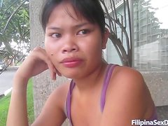 FilipinaSexDiary movie scene: Fuck and photo session with Nhei