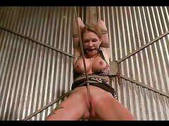 Hot Sex Slave Under Rope Submission