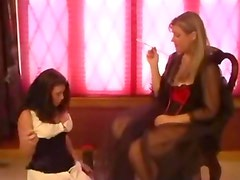 Mom Spanks Another Mom