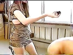 kick slap and torture by mistress