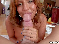 Tara Holiday is one perfect bodied mature babe. Passionate big
