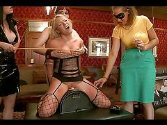 All Girl BDSM Party