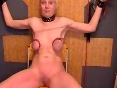 German slave slut painful punished