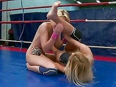 Nataly Von And Nikky Thorne Figh...