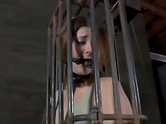 Chained babe desires Sleaze torture