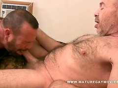 Hairy Mature Guy Gets Fucked By Ugly Friend