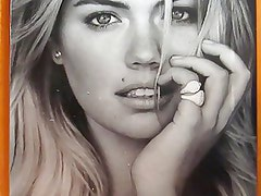Kate Upton Cum Tribute Bukkake No. 2