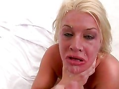 Slutty hot Sadie Swede is slamming sexy on a meaty cock ready to explode