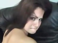 Busty Bimbo Can't Control Her Big Soaked Love Muffins