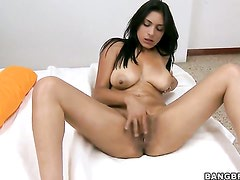 Beautiful sexy hussy learns more about hardcore