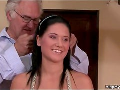 Husband gives young wife new man for gift