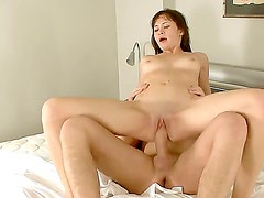 Jasha is a babe who loves to have sex with her boyfriend and she loves him so much! Her