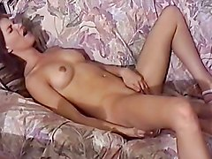 Horny Brunette's Leaves You Speechless With A Solo Clip