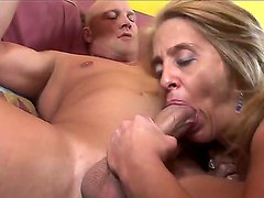 Horny grannies love to fuck. Staring Candy Heartazz. Hardcore action as this super gran shows this younger man what experience can