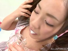 An Innocent Japanese Girl Has More Sexual Experience Than A Street Hooker!