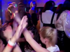 Hot real amateur party with sluts getting slammed