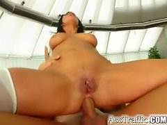 See this learner have her butt hole prepared and bumped deep in the arse by A good cock. She swallows A nice load of peak after she has assfucked.