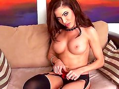 Watch the porn action with adorable and so cool-looking hottie Erika Jordan right now!