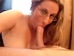 Sensual Kitty Lee drools over this hard throbbing cock
