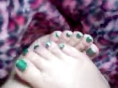 YUM YUMS GREEN TOES
