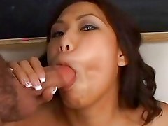 Nasty Asian Veronica Lynn Deep T...