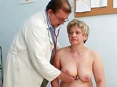 Mature Ruzena Gyno Fetish Clinic...