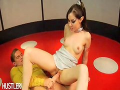 "Sasha Grey plays a Vulcan stricken with the ""sickness"". The only way she can find satisfaction is to FUCK!"