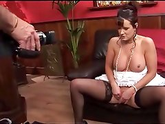 - Tanya banged in her bar