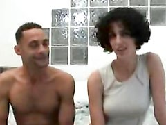 Horny babe's fucked by a monster cock as you hear her moan