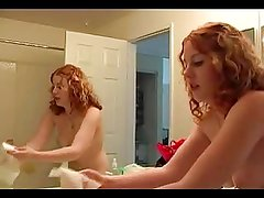 A Large Dripping Load For Hairy Redhead Cherry