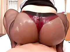 censored Pantyhose  Lotion Soapland P1