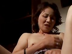 45yr old Hairy Wife Sucks Fucked and Creamed (Uncensored)