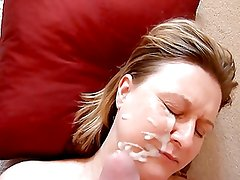 facial compilation with mature