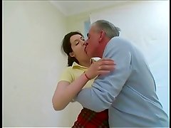 Big Dick Daddy With Younger Girl BVR