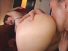 lots of ass licking