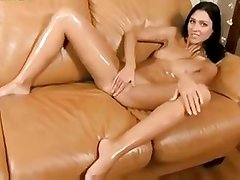 Hot Girls: Stripped & Oiled
