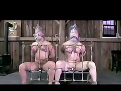 A Master Plays whit her two Slave Girl (2on2) OtO