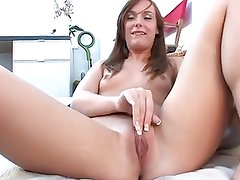 Dani Jensen - First Time Fucked On Film