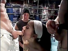 Catfight-Club - Boxing Bunny Gets Pounded and Grounded!