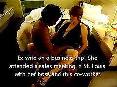 Ex-Wife on Business Trip