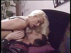 Sibylle Rauch  German Milf fucked by two guys