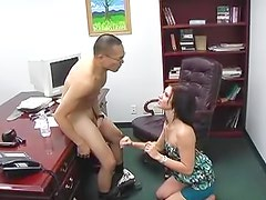 Taking hard kicks at his balls